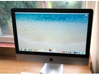 IMAC 21-INCH CORE I5 2.7GHZ 1TB HDD 8GB DDR3 MINT CONDITION