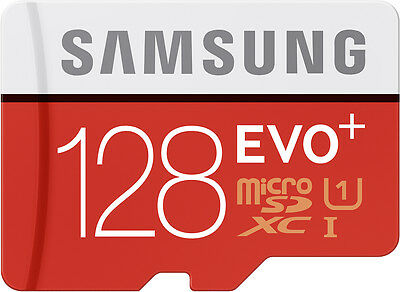 Карта памяти Samsung - EVO+ 128GB