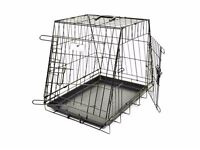 Dog cage also suitable for cars