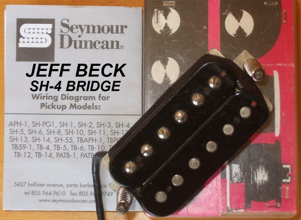SEYMOUR DUNCAN JEFF BECK HUMBUCKER | in Rhiwbina, Cardiff | Gumtree