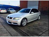 BMW 335i twin turbo m sport 2008 saloon not 335d 535d cupra s3 m3 vet vrs