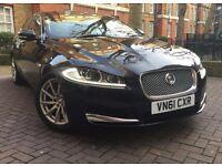 Premium Luxury 2011 Jaguar XF 3.0 TD V6 Diesel