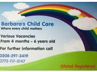 Barbaras Child Care