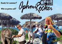 Ophmi Rocker is now booking for 2015 - Bring on Spring