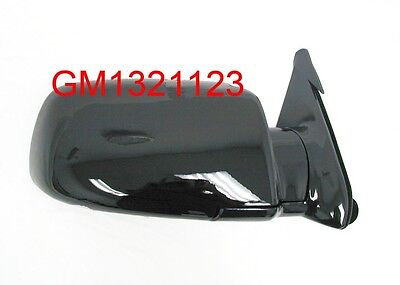 88 - 02 Chevrolet C3500 Passenger Mirror Manual 98 Gmc