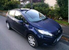 Ford Fiesta 1.4tdci Edge, Low Mileage, 11 months MOT 58k