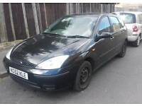Ford focus 2002 breaking for parts