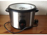 Russell hobbs rice cooker