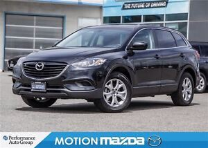 2015 Mazda CX-9 GS-Lux AWD Leather Roof $87/Week!