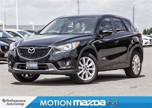 2015 Mazda CX-5 GT Leather Roof Navi