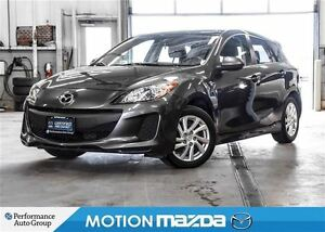 2012 Mazda MAZDA3 SPORT GS-SKY Alloys Heated Seats Cruise