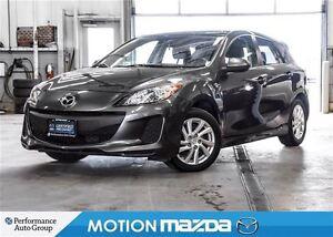 2012 Mazda MAZDA3 SPORT GS-SKY Alloys Heated Seats Cruise
