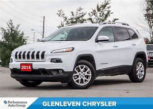 2014 Jeep Cherokee North, Heated seats, Remote Start, Heated Ste