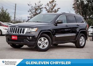 2011 Jeep Grand Cherokee Laredo, PUSH BUTTON START! LOW KMS!