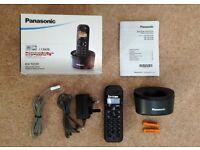 Like new Panasonic KX-TG1311 digital cordless telephone