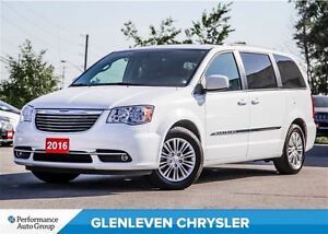 2016 Chrysler Town & Country Touring-L, Heated Seats&Steering Wh