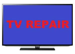 Licensed TV repair, electronics industrial equipments service