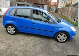 Ford Fiesta 1.4 Zetec 5dr FULL S/H 92K Mileage 5 Door