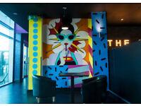 Graffiti / Mural artist & Graphic designer for hire Glasgow Edinburgh Aberdeen