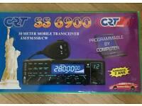 Crt. SS 6900 ( SUPERSTAR 6900 ) transceiver