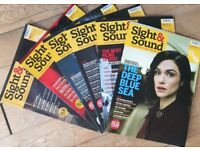 Sight & Sound back issues