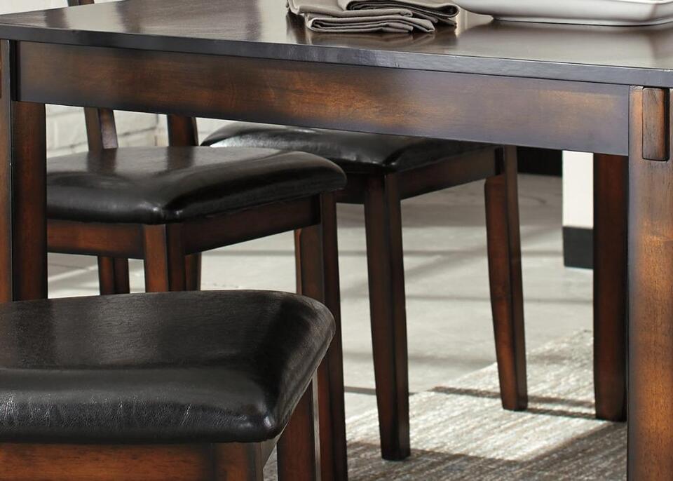 Ashley Furniture Blowout 5 Piece Dining Set Coviar D385