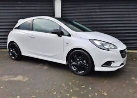 2015 VAUXHALL CORSA 1.2 LIMITED EDITION 3 DOOR NOT CLIO FIESTA ASTRA MINI IBIZA POLO A1 VW AUDI