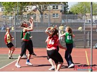 Back to netball clinics in North London