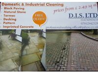 Professional Jet Washing & Cleaning Of Mobile Vehicles And Non Mobile Domestic & Commercial Places !