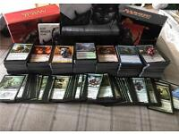 1797 Magic the Gathering cards