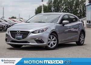 2014 Mazda MAZDA3 SPORT SKYACTIV 6 Speed NO A/C Bluetooth