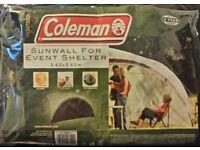 Coleman sunwalls
