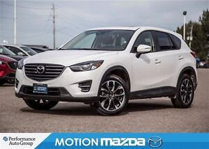 2016 Mazda CX-5 GT TECH PKG Leather Roof Navi