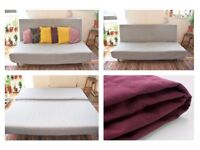 Ikea Beddinge 3 seater Sofa Bed + 2 covers / Instructions - Fantastic condition - E2 Bethnal Green