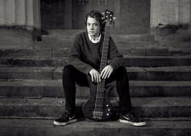 Bristol Bass Guitar Lessons/ Music Tuition