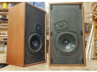 Vintage Monitor Audio MA5 Speakers. 2 pairs available