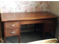 Office/study wooden desk