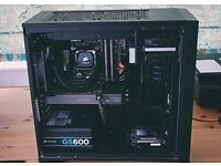 i5 4670K @ 4.4GHz Overclocked Haswell LAN Gaming PC