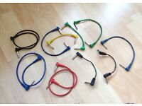 Assorted patch cables