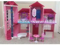 Barbie Malibu House Immaculate Condition