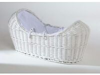 Moses wicker basket
