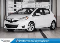 2013 Toyota Yaris 5 Dr LE Htbk 4A GREAT ONE OWNER !