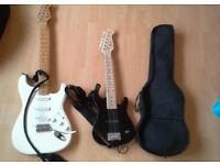 Electric Guitar 3/4 Junior Size