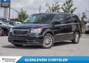 2016 Chrysler Town & Country Touring-L, Dual DVD, Bluetooth, Hea