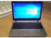 laptop hp probook 450 g2 i5 4210U
