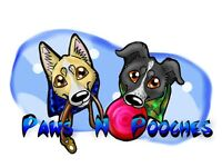 Paws N Pooches dog walking and pet sitting EH16