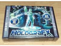 Holografx game for smart phone or iPod touch