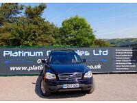 VOLVO XC90 D5 SE LUX AWD GEARTRONIC (blue) 2007