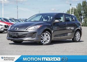 2012 Mazda MAZDA3 SPORT CONV PKG Alloys Bluetooth Cruise