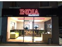 Takeaway lease hold for sale Nottingham - Indian take away business for sale restaurant